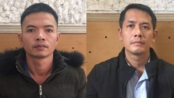 Khởi tố 2 đối tượng trong vụ rơi vận thăng khiến 3 người chết ở Nghệ An