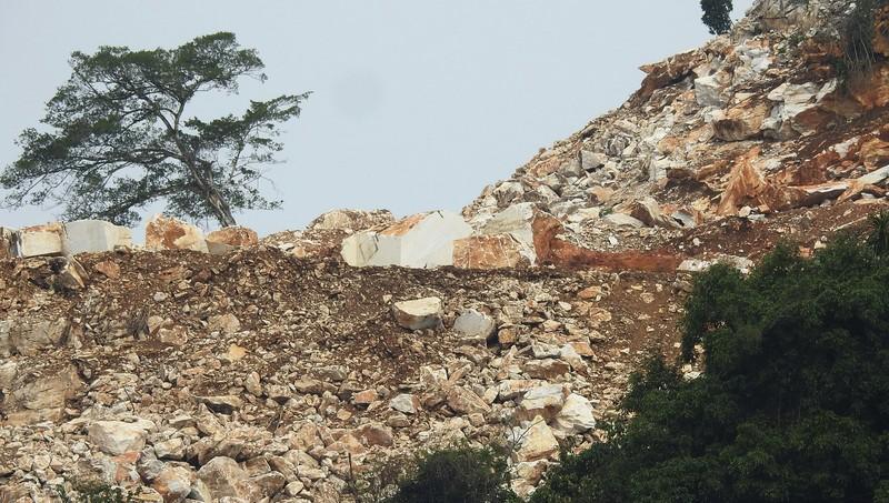 Sở Công Thương Nghệ An đã tạm dừng đoàn kiểm tra các doanh nghiệp khai thác khoáng sản trên địa bàn Quỳ Hợp vì lý do tỉnh chuẩn bị thành lập đoàn thanh tra.