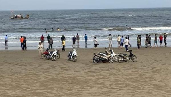Tìm thấy 4 thi thể học sinh đuối nước ở Thanh Hóa