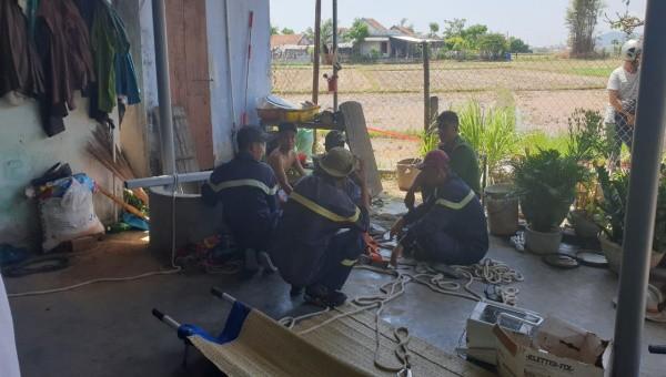 Hai người tử vong dưới giếng do ngạt khí tại Phú Yên