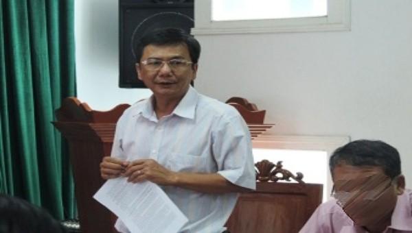 Phó Chủ tịch huyện bị cách chức vì liên quan đến sai phạm đất đai