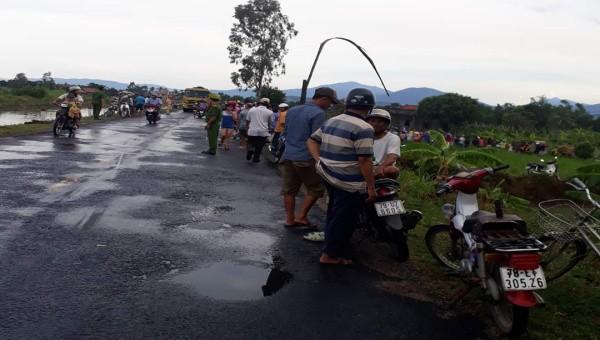 Phú Yên: Hai người tử vong do vướng dây điện bị đứt