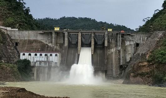Thủy điện Hố Hô diễn tập phòng chống thiên tai