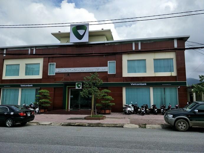 Vietcombank Bắc Hà Tĩnh:  Giải ngân 5 tỷ không chứng từ?
