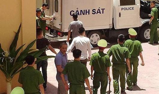 Y án 17 năm tù với phó giám đốc công ty 'ma' SCI