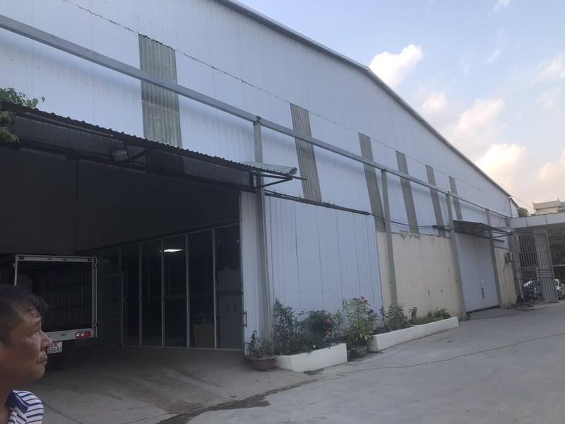 Diện tích đất bán cho công ty TNHH tập đoàn gỗ Hương Sơn đã cho thuê dài hạn và bị cầm cố ngân hàng