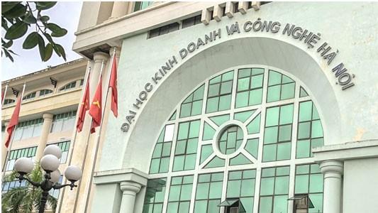 ĐH Kinh doanh và Công nghệ Hà Nội tuyển sinh đào tạo Thạc sĩ