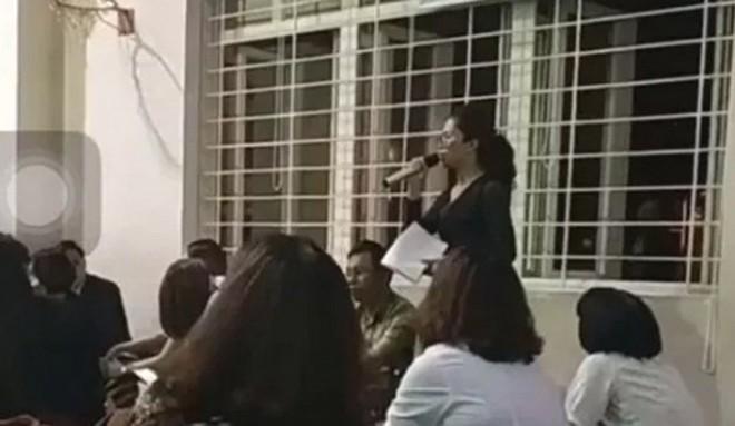 Kỳ thị người nghèo, người đơn thân, cô giáo bị yêu cầu 'chấn chỉnh lại phát ngôn'