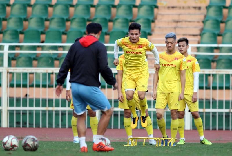 Quang Hải nói về mục tiêu của tại VCK U23 Châu Á