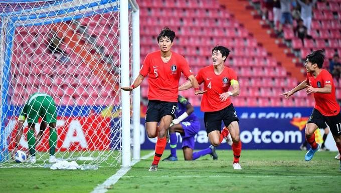U23 Hàn Quốc lần đầu vô địch U23 châu Á