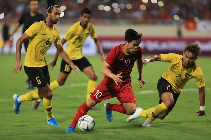 Nhiều âu lo trước trận gặp Malaysia vòng loại World Cup