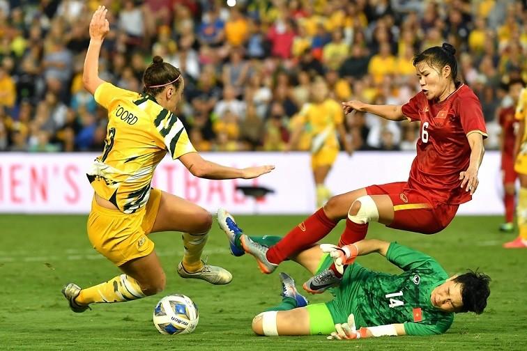 Không bán vé trận lượt về  trận đội tuyển nữ Việt Nam - Australia