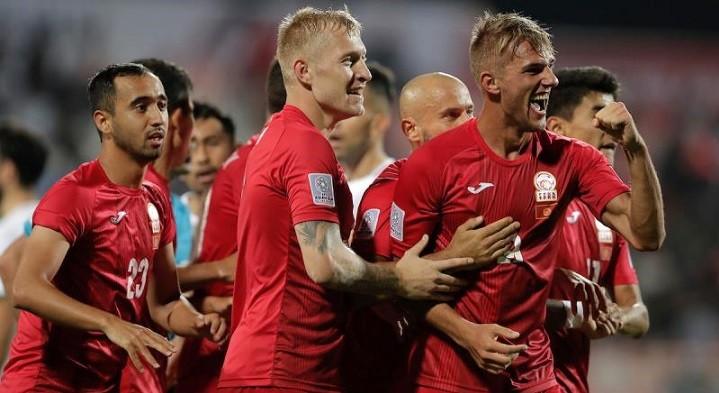 """Đối thủ Kyrgyzstan ở trận giao hữu sắp tới của tuyển Việt Nam rất đáng """"gờm""""."""