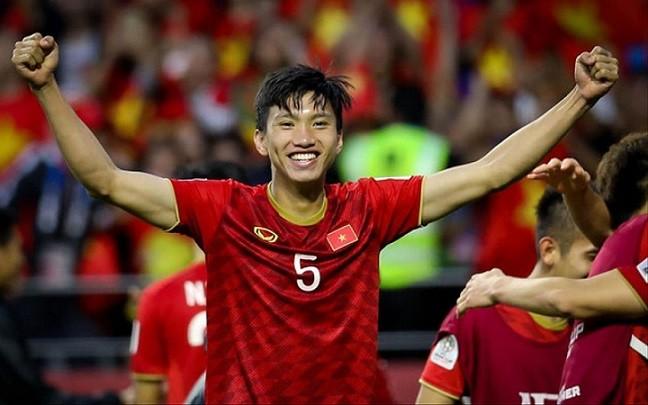 Văn Hậu đang có giấc mơ lớn cùng với đội tuyển Việt Nam tại World Cup