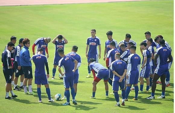 CLB TPHCM đặt nhiều kỳ vọng sẽ vô địch V.League năm nay.