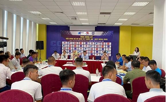 Ngày 18/9 khởi tranh VCK giải bóng đá Vô địch U17 Quốc gia – Next Media 2020