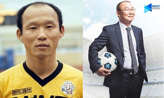 Thầy Park được cộng đồng mạng bình chọn có gương mặt dễ mến thời tuổi trẻ