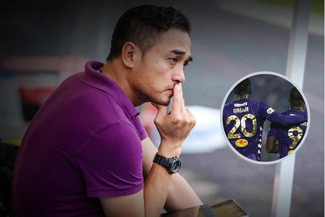 Bình Định muốn có 'bộ đôi' Pape Omar và Rimario của Hà Nội