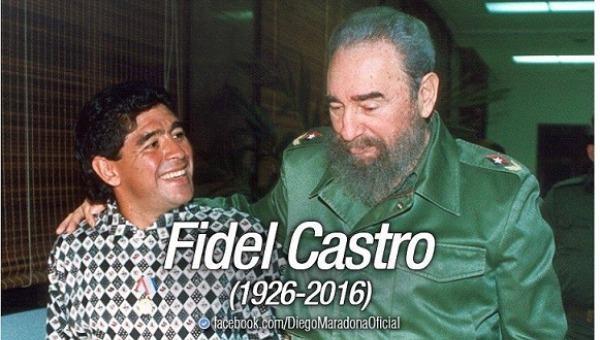 Maradona gặp gỡ những chính khách nổi tiếng