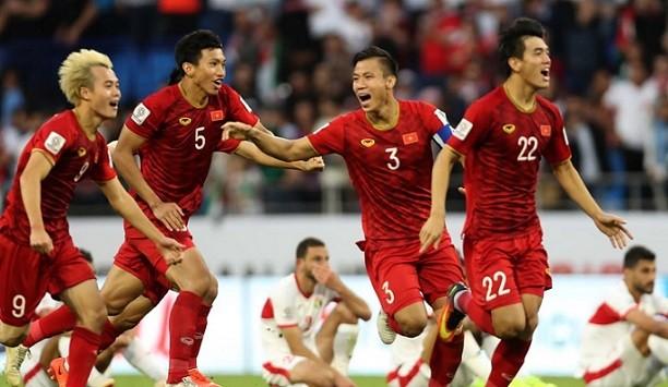 Đội tuyển Việt Nam thăng bậc, vươn lên vị trí thứ 93 thế giới