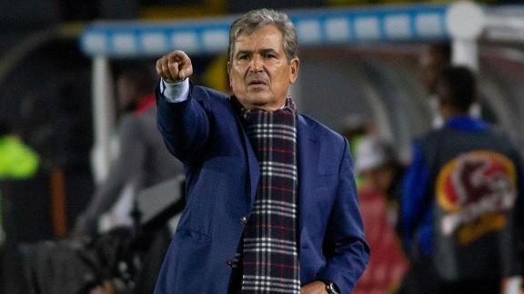 Ông Jorge Pinto đã bị Liên đoàn bóng đá UAE sa thải.