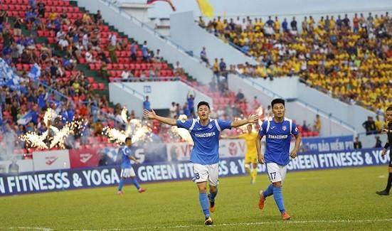 Than Quảng Ninh có một mùa giải thành công nhưng họ đang khó khăn tìm nhà tài trợ