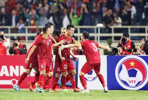 ĐT Việt Nam sẽ có màn khởi động vào đầu tháng 12