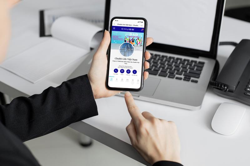 """Chubb Life Việt Nam giới thiệu eCard phiên bản mới """"đa tiện ích"""""""