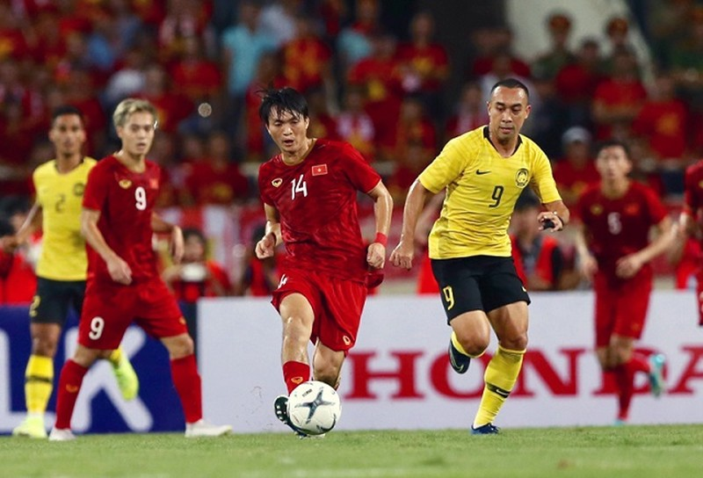 Lượt trận 7 và 8 Vòng loại World Cup 2022 diễn ra trong tháng 3