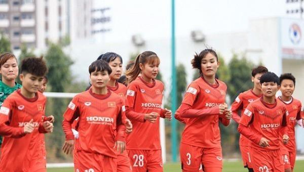 Tuyển nữ Việt Nam rộng cửa dự VCK World Cup 2023