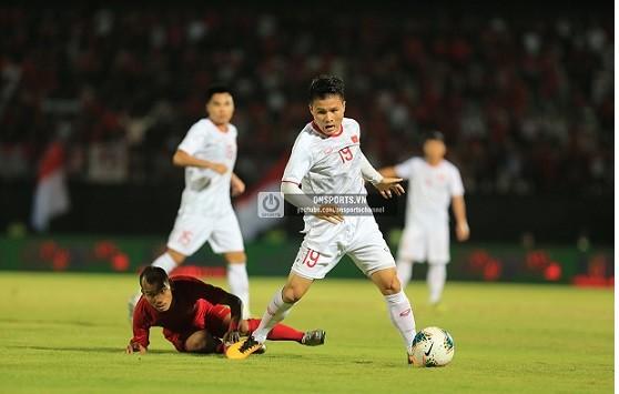 Đội tuyển Việt Nam sẽ thi đấu trên sân tập trung tại vòng loại World Cup.