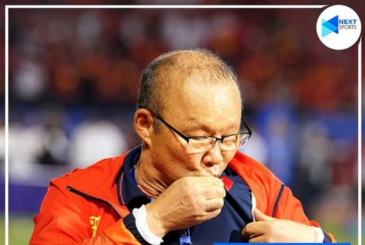 HLV Park Hang seo đang đặt nhiều mục tiêu với bóng đá Việt Nam trong năm 2021