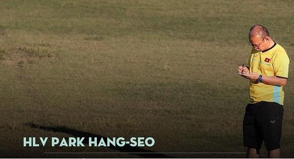 Thầy Park tin tưởng đội tuyển Việt Nam sẽ dành được mục tiêu đề ra