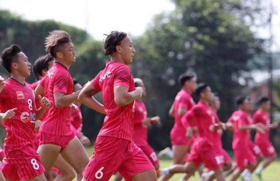 CLB Sài Gòn tích cực tập luyện chuẩn bị trở lại cuộc đua tại LS V.League 1- 2021, hướng tới AFC Cup 2021.