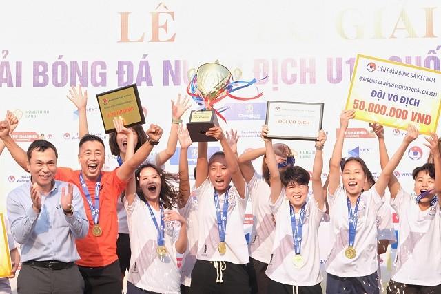 Giải vô địch U19 Nữ: Tìm kiếm nhân tài cho World Cup 2023