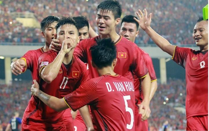Đội tuyển Việt Nam sẽ thi đấu lúc... nửa đêm