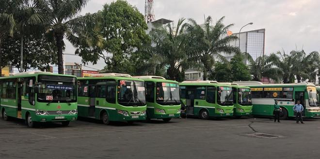 """""""Nhập nhèm"""" trong việc quản lý tiền trợ giá khiến xe buýt thành phố lao đao"""