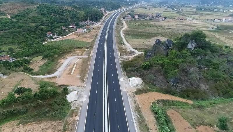 Cao tốc Đồng Đăng - Trà Lĩnh sẽ kết nối với Cao tốc Hữu Nghị - Chi Lăng