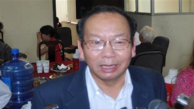 PGS.TS Nguyễn Đăng Vang.