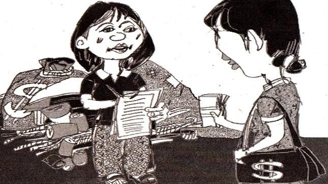 Cô giáo tiểu học lừa phụ huynh học sinh hàng chục tỉ đồng