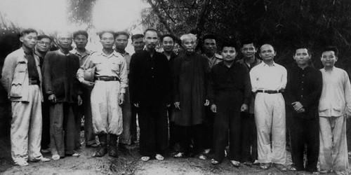 Về lễ phong vị Đại tướng đầu tiên của QĐND Việt Nam