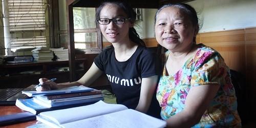 Tình người ở làng trẻ mồ côi SOS Vinh