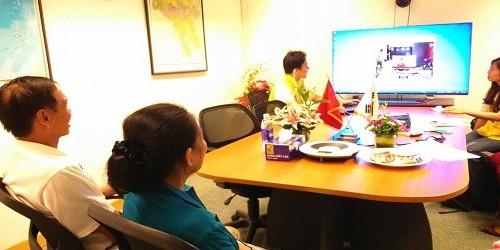 Tương phùng bất ngờ của nhiều cô dâu Việt lấy chồng Hàn