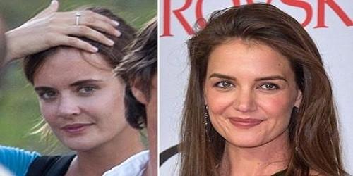 Bồ mới của Tom Cruise giống hệt vợ cũ Katie Holmes