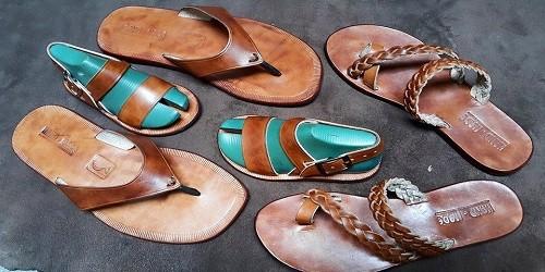 Tìm lại chỗ đứng cho giày da thủ công Việt