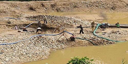 Lâm Đồng: Cần chặn đứng nạn khai thác  khoáng sản trái phép
