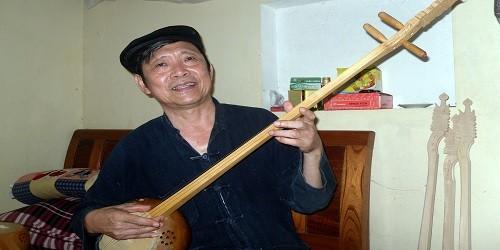 Điệu then lay động đất, người xứ Tuyên