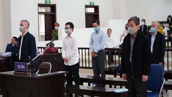 Ông Nguyễn Bắc Son bị tuyên y án sơ thẩm