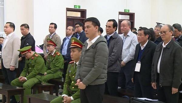 Xét xử 2 cựu Chủ tịch TP Đà Nẵng, Phan Văn Anh Vũ và 17 bị cáo