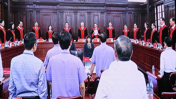 Giám đốc thẩm vụ án tử tù Hồ Duy Hải: HĐTP bác kháng nghị hủy án của VKSNDTC